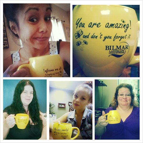 BILMAR girl mug pic